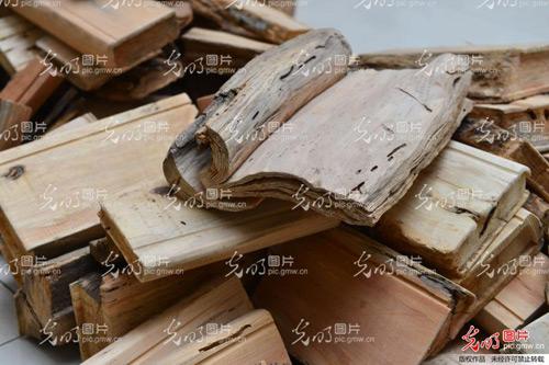 木头雕书-光明日报-光明网
