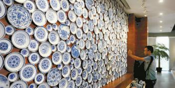 中国瓷器再出海,难题如何解