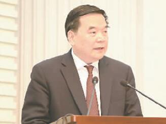 新任中国科学技术大学校长包信和:把红旗插上一流大学的高峰