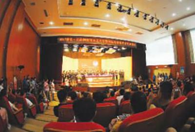 2017青岛·市南国际管乐艺术节盛大开幕