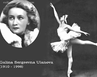 芭蕾舞女生乌兰诺娃的苦乐人生