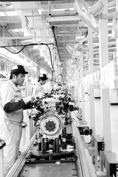 本报讯(记者耿建扩)河北保定长城汽车股份有限公司坚持自主创新