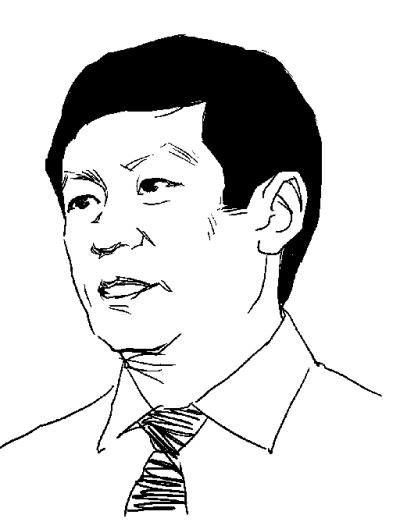 汉族卡通简笔画