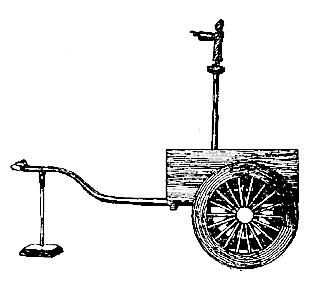 指南车结构的记载