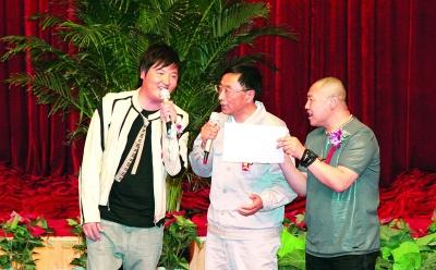 孙楠:让我们一起唱出心中的歌谣,把幸福传递     一个歌手最大的