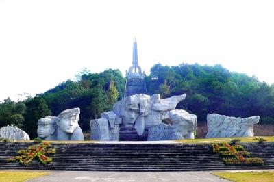 广西龙岩风景区