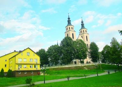 在波兰,教堂随处可见