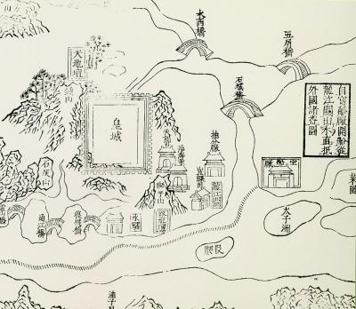 丝绸之路创意手绘