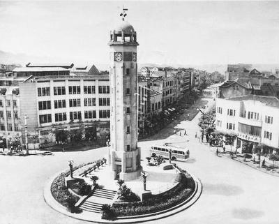 城市建筑遗存上的历史记忆