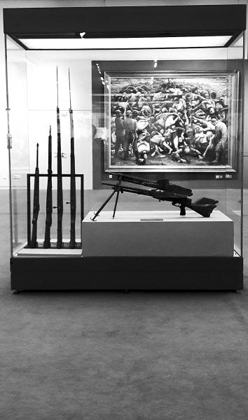 纪念第二次世界大战75周年展览在国家博物馆