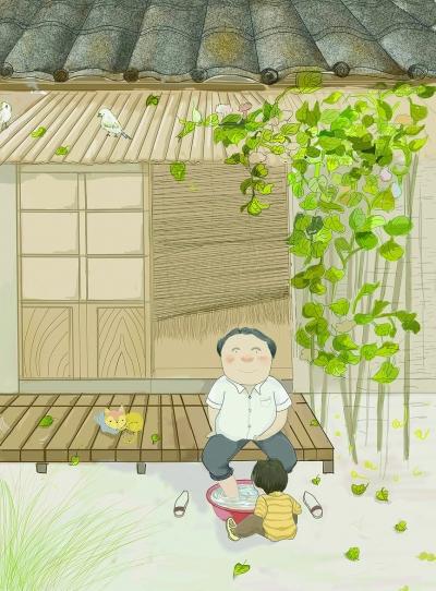 善文化微散文选 - 潇攸子 - 潇湘大地 攸子情深