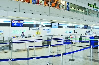 日本广岛机场跑道因韩亚航空客机事故仍处关闭