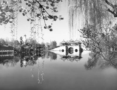 扬州:三月烟花
