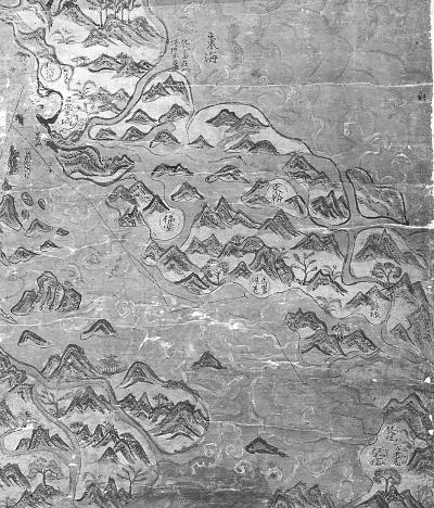 一幅明代航海图的全球史信息
