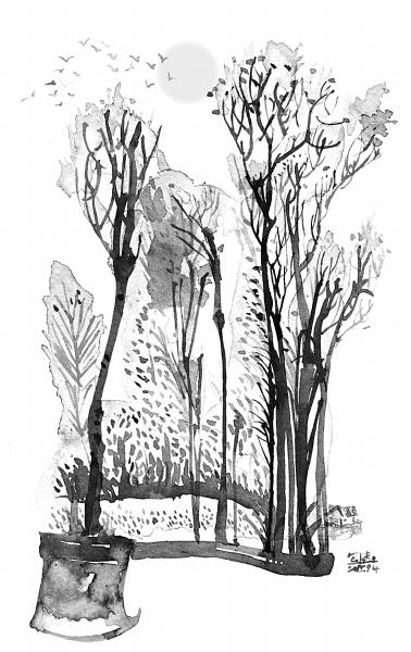 简笔画 手绘 素描 线稿 378_600 竖版 竖屏
