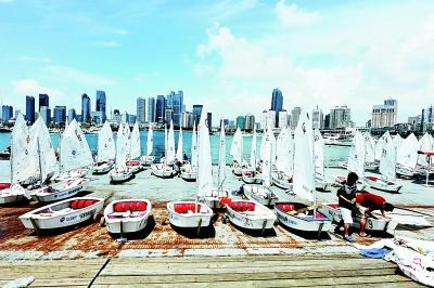 2016青岛国际帆船周·海洋节