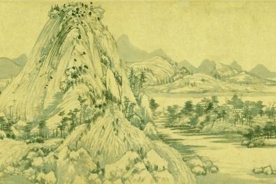 中国画的笔墨问题