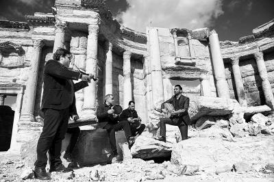 叙利亚政府军收复古城巴尔米拉