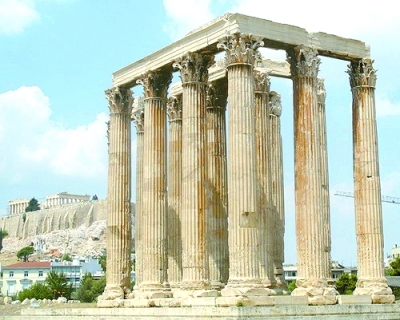 从古希腊到文艺复兴――西方历代建筑风格欣赏之一