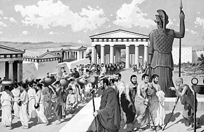 宗教礼仪制度与古希腊城邦的构建