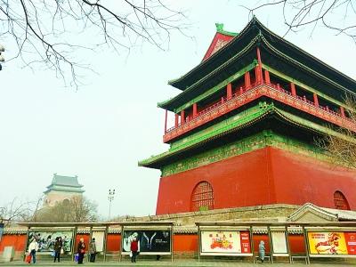 井田制与北京城