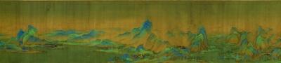 《千里江山图》:十八岁少年的千年绝