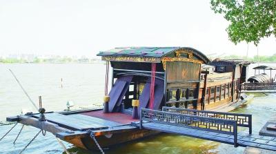 浙江嘉兴南湖红船.蒋建华摄 光明图片/视觉中国