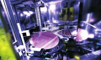 国开行支持的中芯国际集成电路芯片制造(北京)有限公司12英寸芯片