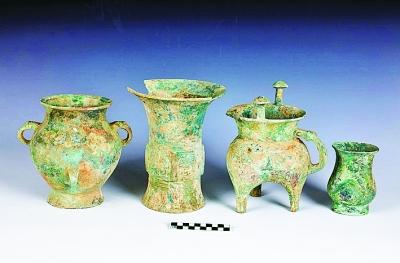 考古发现证实河南安阳辛店遗址为商代晚期大型青铜铸造基地