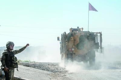 土耳其跨境军事行动引发国际忧虑