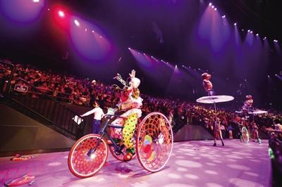 第六届中国国际马戏节在珠海开幕