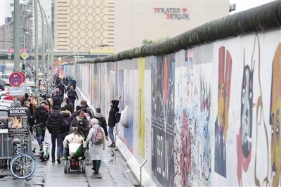 柏林墙倒塌三十年:德国东西部发展仍不均衡