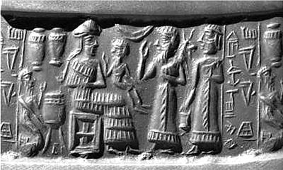 上古西亚文明的交流互鉴