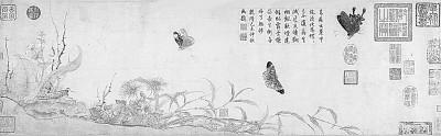 诗中有画 画中有诗 ——以《诗画之间》为例谈诗画一律
