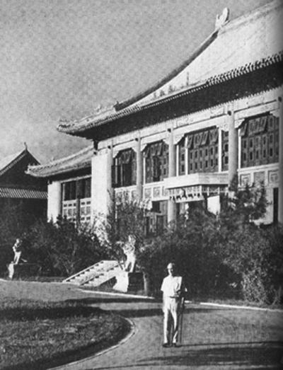 司徒雷登的中国心