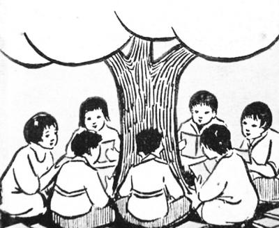 童年的读书记忆