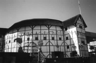 """陈琳:英国伦敦的""""莎士比亚环球剧院"""" - 潇攸子 - 潇湘大地 攸子情深"""