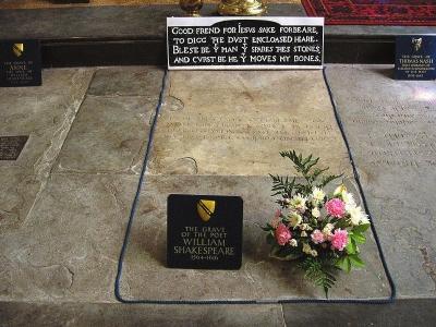 英国如何纪念莎翁逝世四百周年